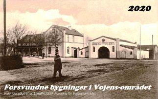 Forside Hotel Vojens